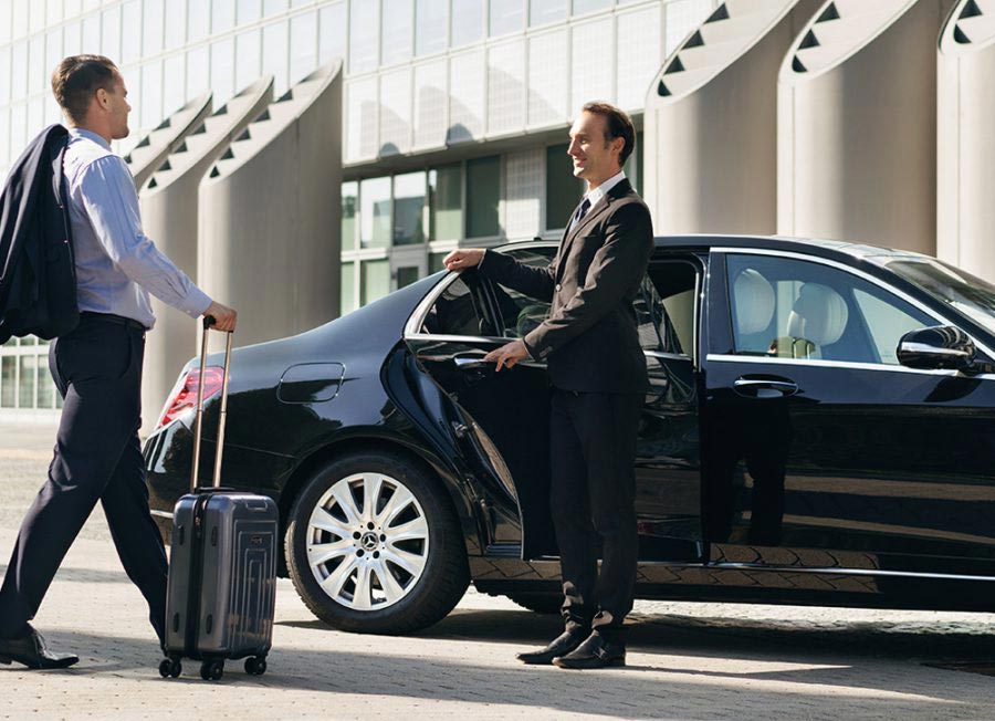 Chauffeur Cars Services in Melbourne - Eureka Taxi Main