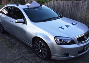 Our Fleet Silver Taxi Services in Melbourne - Eureka Taxi