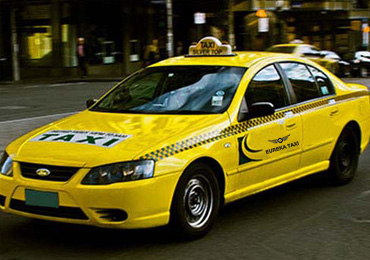 Our Fleet Yellow Taxi Services in Melbourne - Eureka Taxi