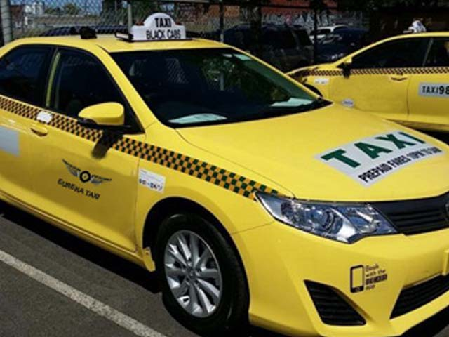 Sedan Taxi Services in Melbourne - Eureka Taxi